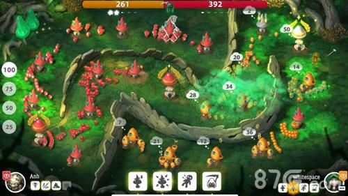 Mushroom Wars 2截图5