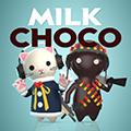 牛奶巧克力