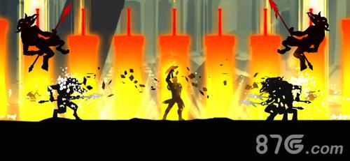 死亡之影:黑暗骑士截图7