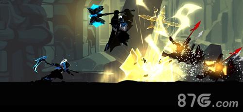 死亡之影:黑暗骑士截图5