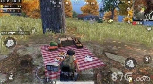 绝地求生刺激战场野餐点音乐1