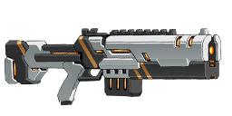 重装战姬反抗者突击步枪