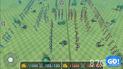 史诗战争模拟器2关卡攻略2