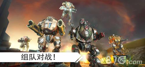 机器人战争截图6
