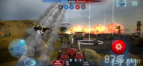 机器人战争截图7