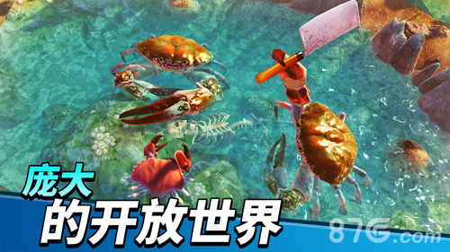 King of Crabs截图5