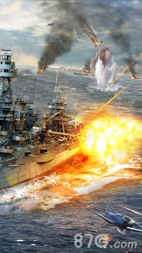 战舰冲突截图2