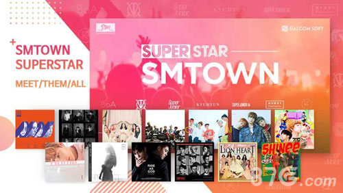 SuperStar SMTOWN截图1