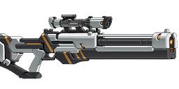 重装战姬反抗者狙击步枪