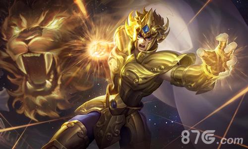 王者荣耀达摩黄金狮子座什么时候出