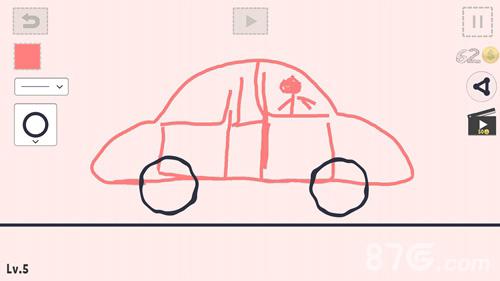 畫個車怎么玩