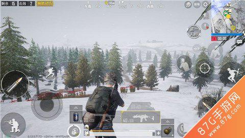 绝地求生刺激战场雪地地图载具哪个好3