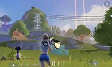 堡垒前线破坏与创造试玩视频 建筑学的比拼