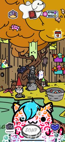 小偷猫汉化版截图4