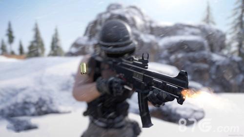 絕地求生刺激戰場雪地用什么槍好1