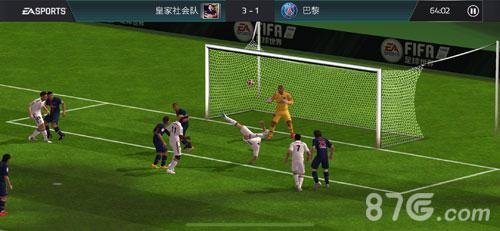 FIFA足球世界怎么倒钩