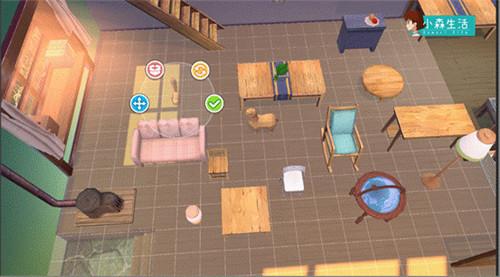 自宅内部-游戏截图