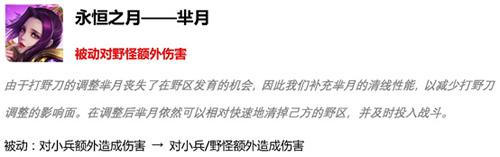 王者荣耀先行服4月11日版本更新21