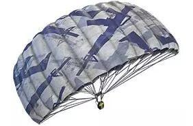 刺激战场签到领限定降落伞4