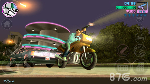 Grand Theft Auto:Vice City截图1