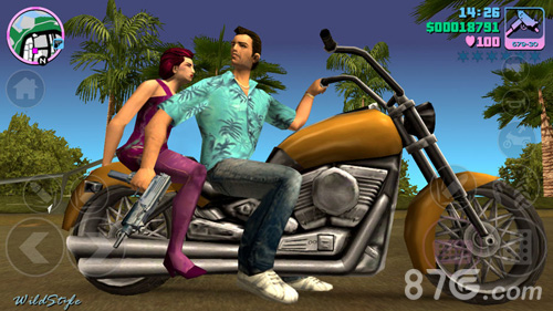 Grand Theft Auto:Vice City截图4