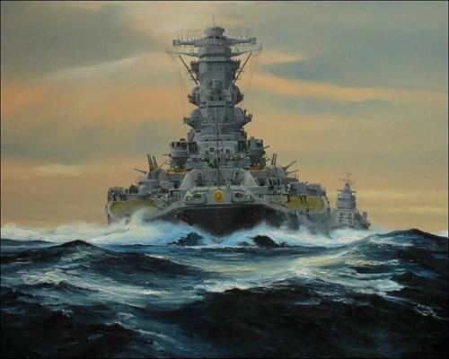 荣光再现《巅峰战舰》最强战舰大和号曝光