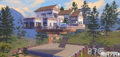 明日之后浮空房子设计图纸 11庄浮空别墅建造蓝图