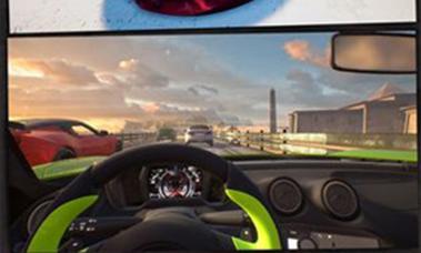 真實公路汽車試玩視頻 體驗極致的飆車快感