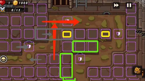 塔防之光7-4精英攻略图1