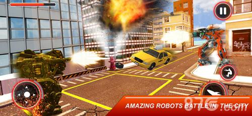 機器人變態戰爭截圖5