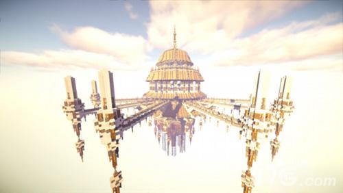 我的世界天空城堡有哪些