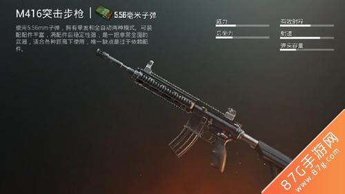 絕地求生刺激戰場步槍排行榜5月1