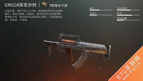 絕地求生刺激戰場步槍排行榜5月2