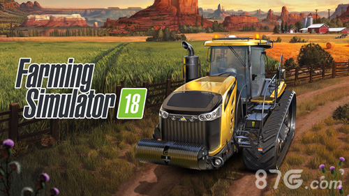 Farming Simulator 18截圖1