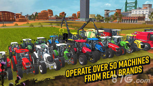Farming Simulator 18截圖2