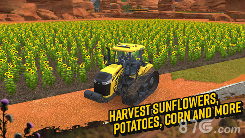 Farming Simulator 18截圖3