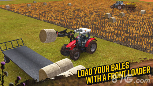 Farming Simulator 18截圖5