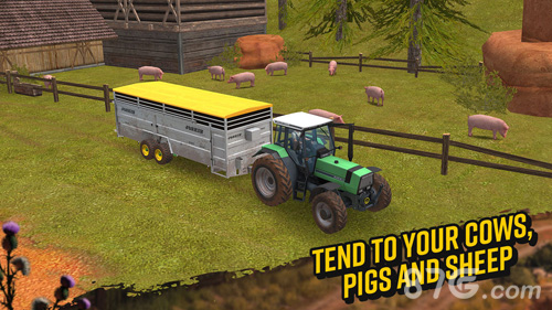 Farming Simulator 18截圖4