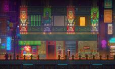 迷霧偵探預告CG視頻 國產橫版像素解謎游戲