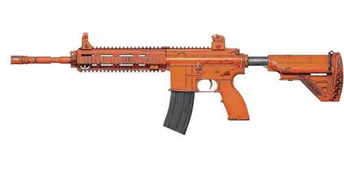 刺激戰場S7賽季槍械皮膚是什么