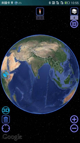奧維互動地圖手機版截圖1