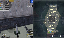 和平精英團隊競技怎么玩 倉庫地圖4V4吃雞攻略