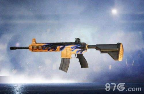 和平精英步枪排行榜1
