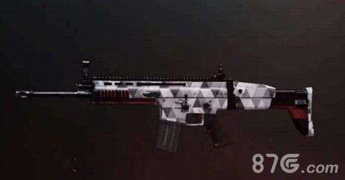 和平精英步枪排行榜2