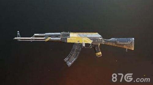 和平精英步枪排行榜3