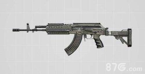 和平精英步枪排行榜4