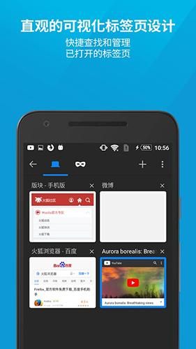 Firefox手机版截图2