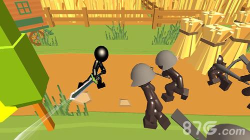 迷你火柴人:剑圣传说截图1