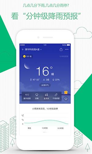 彩云天氣app截圖3