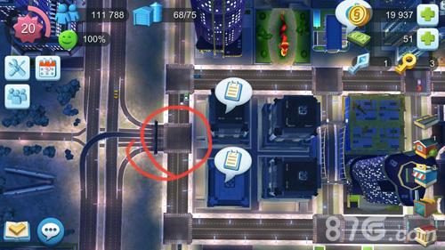 模拟城市我是市长道路布局